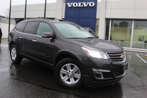 Pre-Owned 2014 Chevrolet Traverse 2LT AWD 4D Sport Utility
