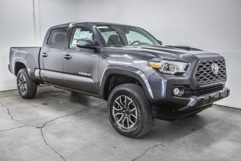 New 2020 Toyota Tacoma TRD Sport 4WD 4D Double Cab