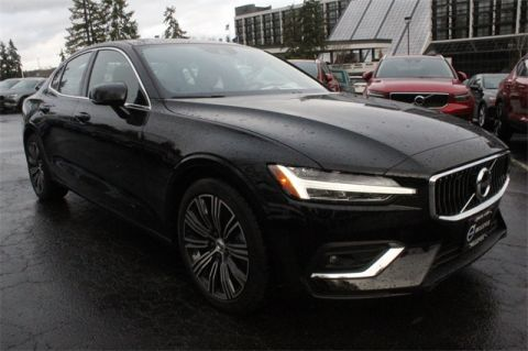 New 2020 Volvo S60 T6 Inscription AWD 4D Sedan