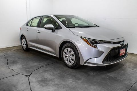 New 2020 Toyota Corolla L FWD 4D Sedan