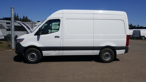2019 Mercedes-Benz Sprinter 2500 Cargo 144 WB