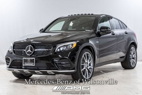 2019 Mercedes-Benz GLC GLC 43 AMG®