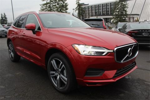 New 2020 Volvo XC60 T5 Momentum AWD 4D Sport Utility